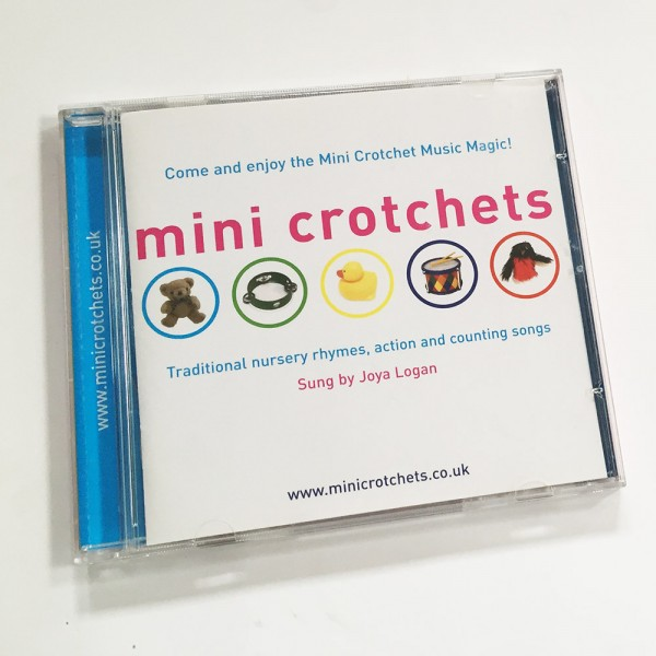 Mini Crotchets CD
